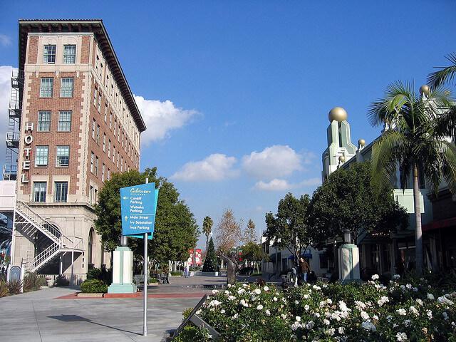 Culver City Plaza